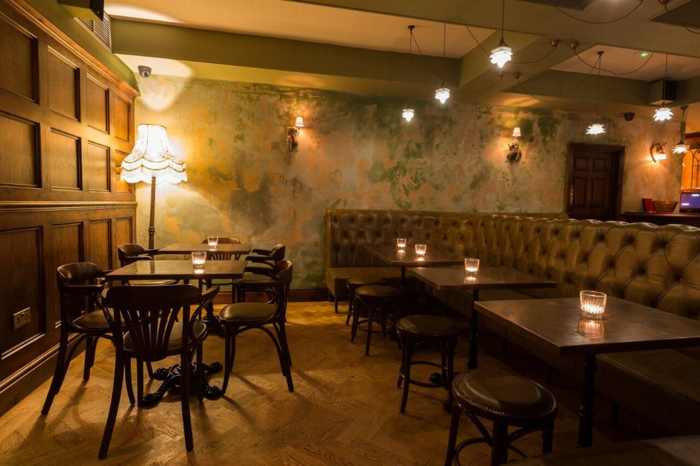 Kodu: 7863 - Cafe Restoran Chester Sedir Koltuk U Şekil