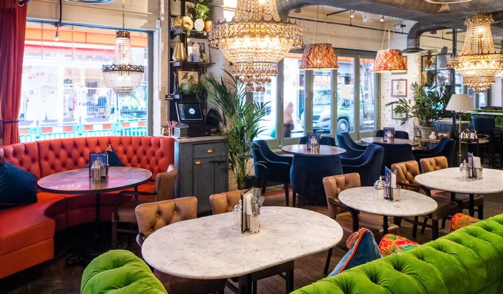 Kodu: 7871 - Chester Restoran Tasarımı Sedir Koltuk Sandalye Ve Berjer Modelleri