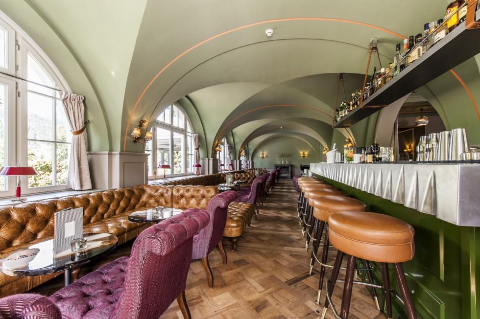 Kodu: 7854 - Luxury Cafe Bar Chester Koltuk Özel Ölçü Üretim