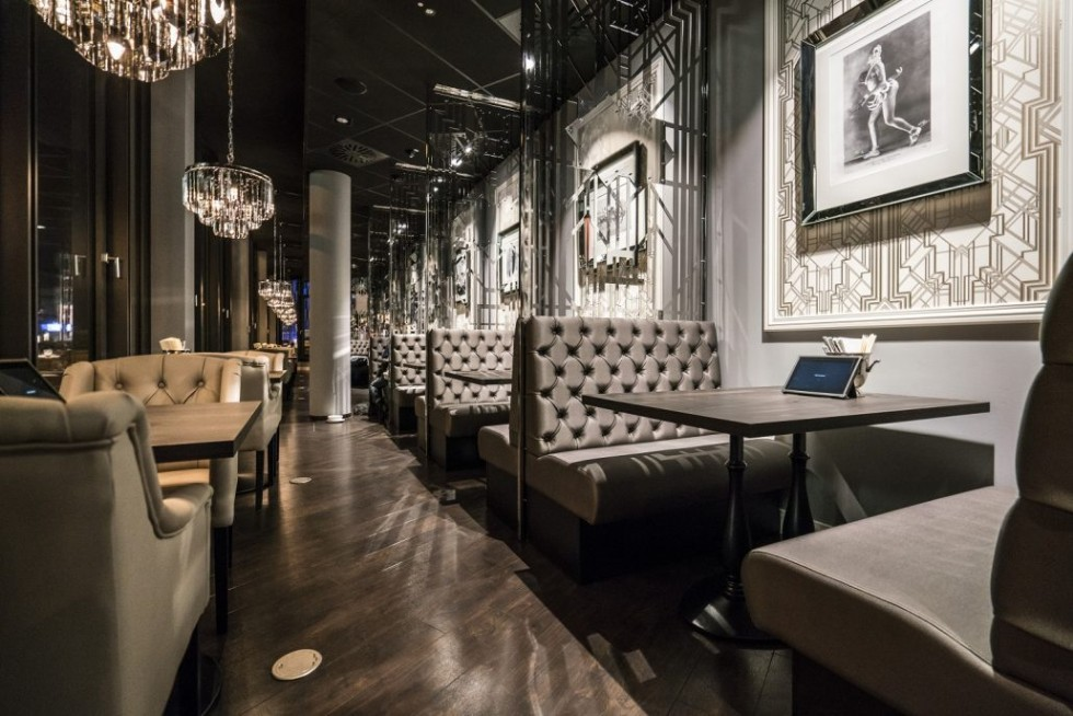 Kodu: 7875 - Restoran Tasarımı Chester Koltuk Ve Sedir Modelleri