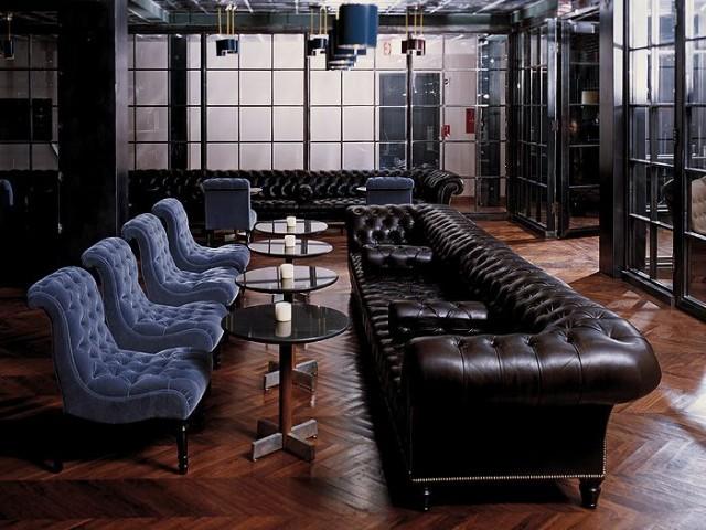 Chester Koltuk Ve Şezlong Koltuk Tasarımları Restoran İç Mekan