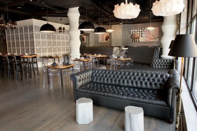 Restoran Cafe Chester Koltuk Tasarımları