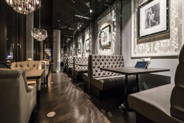 Restoran Tasarımı Chester Koltuk Ve Sedir Modelleri