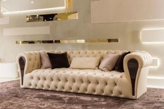 İtalyan Tasarım Exclusive Chester Koltuk Modeli