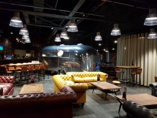 Luxury Bar Cafe İç Mekan Tasarımı Chester Koltuk Modelleri